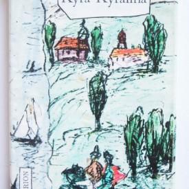 Panait Istrati - Kyra Kyralina (editie hardcover, in limba germana)