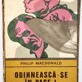 Philip Macdonald - Odihneasca-se in pace!