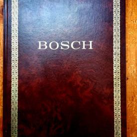 Robert Genaille - Bosch (editie in limba franceza, invelita in piele, hardcover)