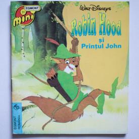 Robin Hood si Printul John (carte Walt Disney)