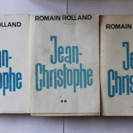 Romain Rolland - Jean-Christophe (3 volume)
