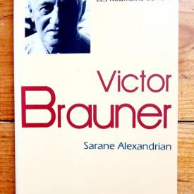 Sarane Alexandrian - Victor Brauner (editie in limba franceza, cu autograf)