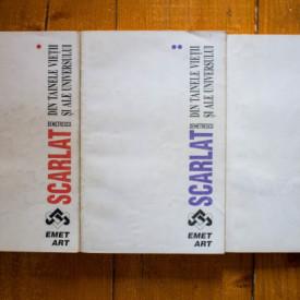 Scarlat Demetrescu - Din tainele vietii si ale universului (3 vol.)