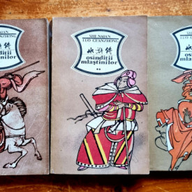 Shi Naian, Luo Guanzhong - Osanditii mlastinilor (3 vol.)