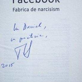 Teodor Baconsky - Facebook (cu autograf)
