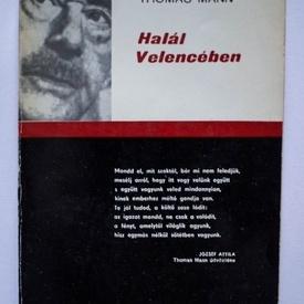 Thomas Mann - Halal Velenceben (editie limba maghiara)