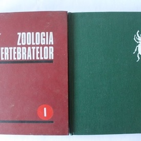 V. Gh. Radu, V. V. Radu - Zoologia nevertebratelor (2 vol., editie hardcover)
