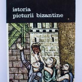 Viktor Lazarev - Istoria picturii bizantine (vol. III)