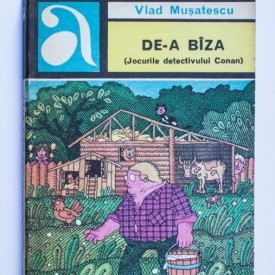 Vlad Musatescu - De-a baza (Jocurile detectivului Conan)