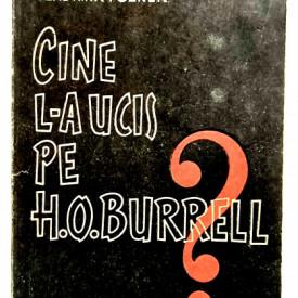 Vladimir Pozner - Cine l-a ucis pe H. O. Burrell?