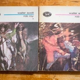 Walter Scott - Rob Roy (2 vol.)