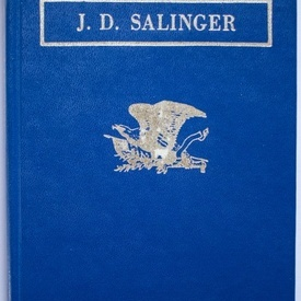 Warren French - J. D. Salinger (editie hardcover, in limba engleza)