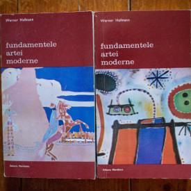 Werner Hofmann - Fundamentele artei moderne. O introducere in formele ei simbolice (2 vol.)