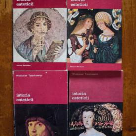Wladyslaw Tatarkiewicz - Istoria esteticii (4 vol.)