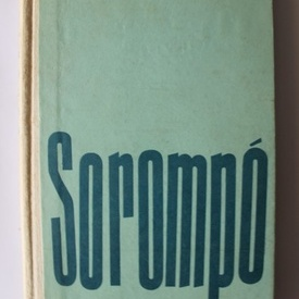 Teodor Mazilu - Sorompo (editie hardcover, in limba maghiara)