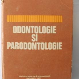 V. Severineanu - Odontologie si parodontologie (editie hardcover)