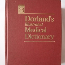 Dorland's Illustrated Medical Dictionary (editie hardcover, in limba engleza)