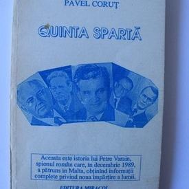 Pavel Corut - Quinta sparta