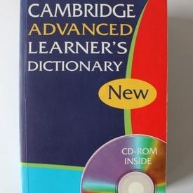 Cambridge advanced learner`s dictionary
