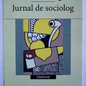 Carla Motrogan - Jurnal de sociolog (cu autograf)