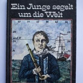 Paul Kanut Schafer - Ein Junge segelt um die Welt (editie hardcover, in limba germana)