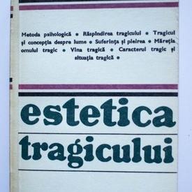 Johannes Volkelt - Estetica tragicului