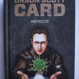 Orson Scott Card - Xenocid (editie hardcover)