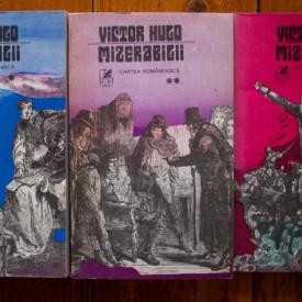 Victor Hugo - Mizerabilii (3 vol.)