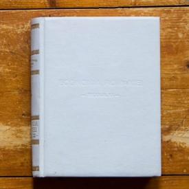 Acad. Tudorel Postolache (coord.) - Economia Romaniei (secolul XX) (editie hardcover, cu autograf)