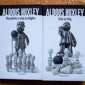 Aldous Huxley - Szep uj vilag. Visszateres a Szep uj vilaghoz (2 vol., editie hardcover)