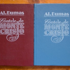Alexandre Dumas - Contele de Monte Cristo (2 vol., editie hardcover)