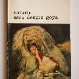 Andre Malraux - Saturn. Eseu despre Goya
