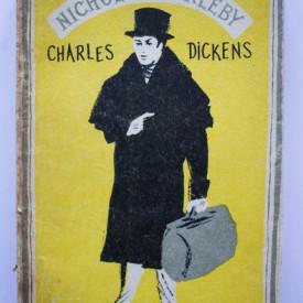Charles Dickens - Nicholas Nickeleby (vol. II)
