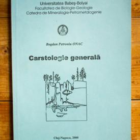 Conf. Dr. Bogdan Petroniu Onac - Carstologie generala