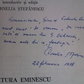 """Cornelia Stefanescu - """"Dosarul scrinului negru"""" (cu autograf)"""
