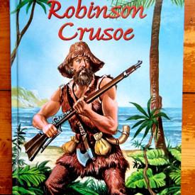 Daniel Defoe - Robinson Crusoe (editie hardcover)
