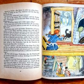 Die Kinder-und Hausmarchen der Bruder Grimm (4 vol., editie hardcover)