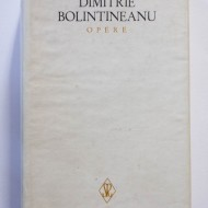 Dimitrie Bolintineanu - Opere III (Poezii) (editie hardcover)