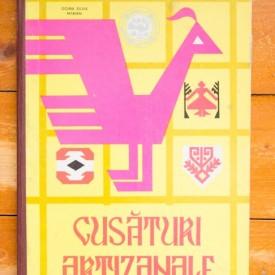 Doina Silvia Marian - Cusaturi artizanale (editie hardcover)