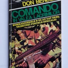 Don Bendell - Comando in Valea Lacrimilor