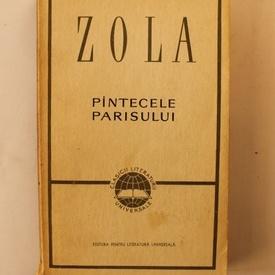 Emile Zola - Pantecele Parisului