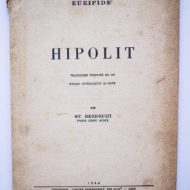 Euripide - Hipolit
