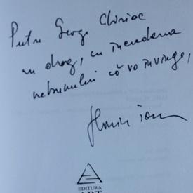 Florin Iaru - Povestiri cu final schimbat (cu autograf)