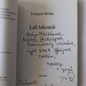 Francois Breda - Lali lakomai (editie in limba maghiara, cu autograf)
