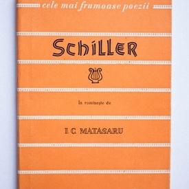 Friedrich Schiller - Poezii. Cele mai frumoase poezii