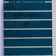 G. Calinescu - Poezii. Cele mai frumoase poezii