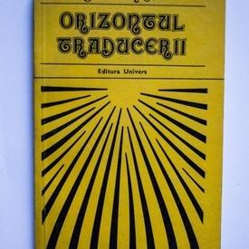 Gelu Ionescu - Orizontul traducerii