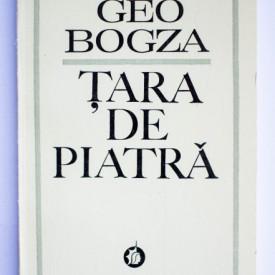 Geo Bogza - Tara de piatra