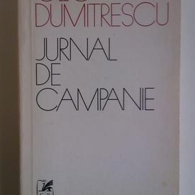 Geo Dumitrescu - Jurnal de campanie