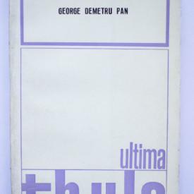 George Demetru Pan - Ultima Thule (poeme)